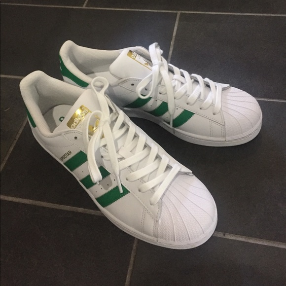 100% authentic 58c66 6dc84 adidas Other - Adidas Superstar sneakers size 9.5